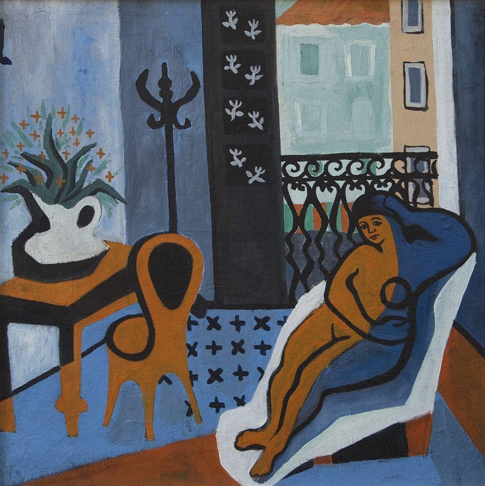 « Jean Soucy, peintre clandestin » s'ouvre au Centre d'exposition Lethbridge