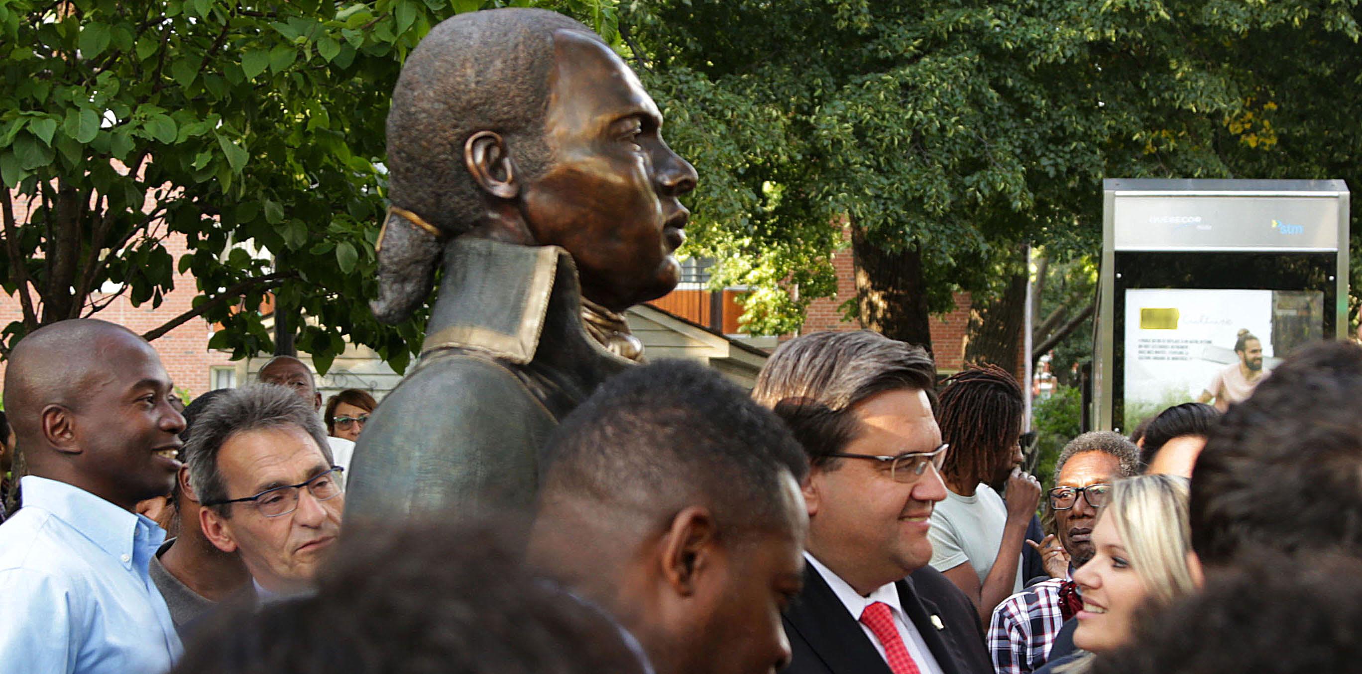Legs de la communauté haïtienne pour le 375e anniversaire de Montréal