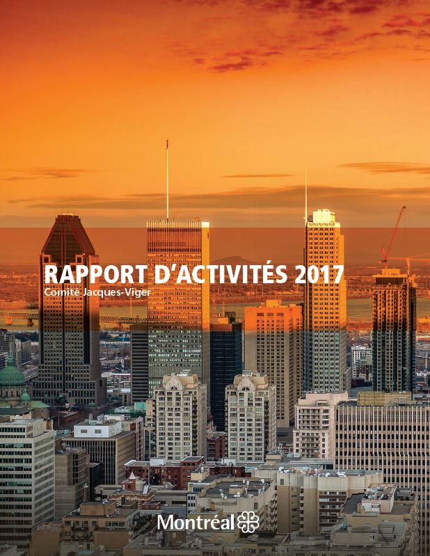 Rapport d'activités 2017 CJV