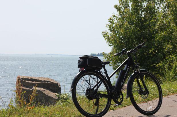 Vélo à assistance électrique (VAÉ) de Vélo-Transit