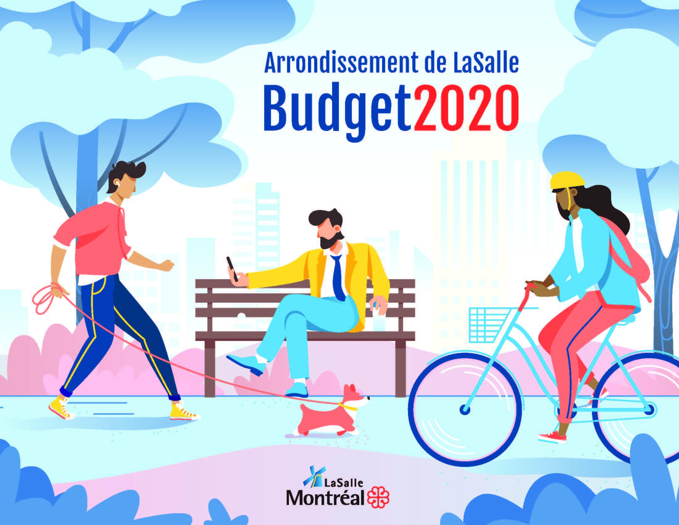 Budget 2020 - Arrondissement de LaSalle