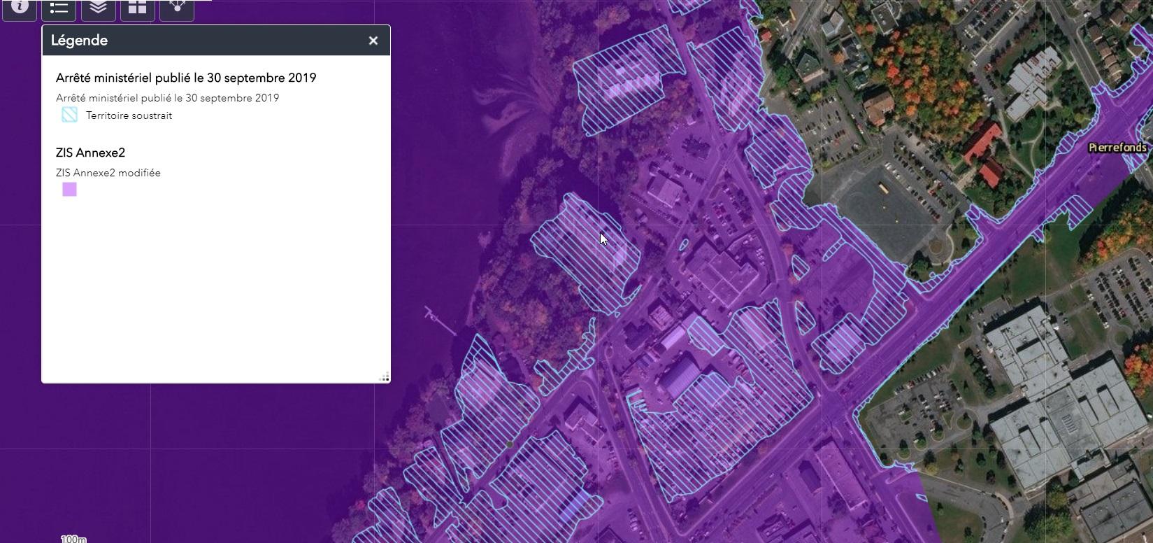 Ville De Montreal Pierrefonds Roxboro Detail Of The News